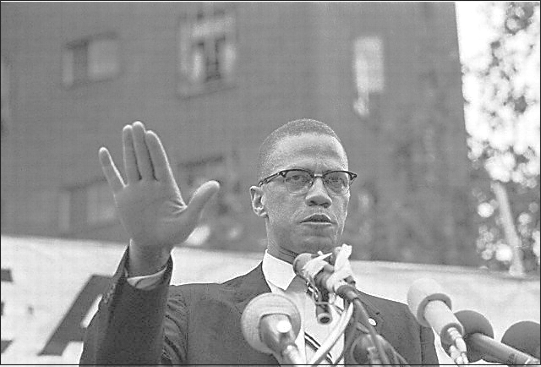 Malcolm X's Father